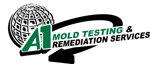 logo for A1 Mold Testing and Remediation Serices - Mold Testing for Omaha and Lincoln, NE